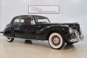 1941 Lincoln Continental - V12 - MUSEUM QUALITY