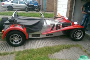 CATERHAM super 7 Gumball Rally 1990 Concourse Condition