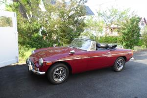 1973 MG MGB CONVERTIBLE Photo