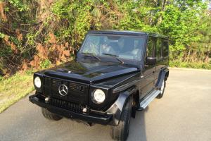 1986 Mercedes Benz 300GD G Wagon