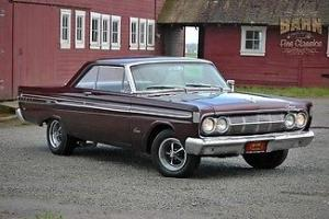 1964 Burgundy Caliente! 4 speed, 289, runs and drives wonderfully