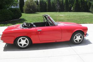 1968 Datsun Nissan 1600 Roadster Photo