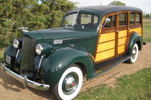 38 Packard Wood Sides