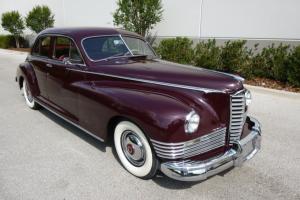 Packard : Super Custom Clipper