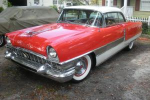 Packard Four-Hundred Coupe:1955 with Factory Air at NO Reserve