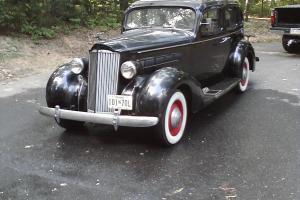 1937 Packard 6