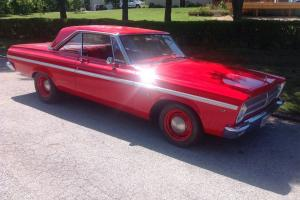 65 Belvedere II 413 long cross ram 4 Speed Restored