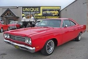 1969 Plymouth RoadRunner, REAL, 440V8,auto,SOLID!