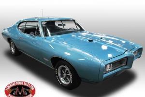 1968 Pontiac GTO Watch Video 400 4 Speed Gorgeous WOW