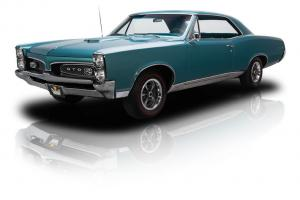 Frame Off Restored GTO 400 V8 3 Speed Automatic