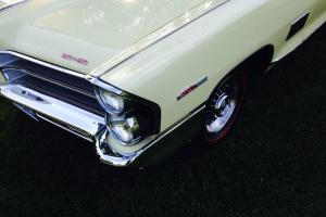 1965 Pontiac Catatina 2+2 421 TRI POWER with automatic trans # 's match