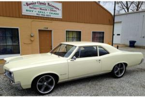 Resto Mod, Fanatastic Restoration, 350 HO Pontiac Engine, Auto, PS, Disc Brakes