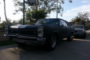 2 Door 1966 Pontiac GTO - PHS Certified - Black
