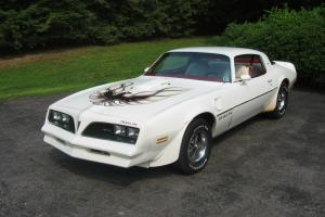 1977 Pontiac Trans Am, 400, 4 speed, W72, 137k miles, all original