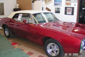1968 Pontiac LeMans Convertible with GTO options 400 4 Barrel 3 speed