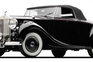 SNEAK PREVIEW ROLLS ROYCE FRENCH STYLED RAREST ROADSTER