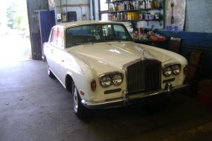 "1971 Rolls Royce Silver Shadow ""Project/Parts Car"" No Reseve!!"
