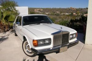Rolls Royce Silver Spirit 1984 Photo