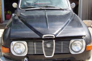 Rare Vintage 1970 Saab 96 V4, Complete, Original, Excellent Car to Restore