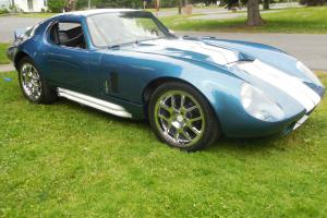 1965 Shelby Cobra Daytona Coupe, factory five build, AC,FFR, Race, Replica Photo