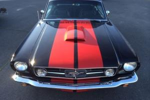 1965 Ford Mustang Shelby Coupe Tribute