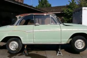 1960 SIMCA ARONDE Gran Luxe Coupe