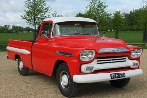 1958 Chevrolet Apache V8 Pickup Truck