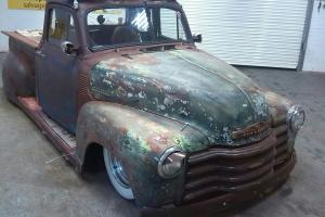 1953 RAT LOOK CHEVVY 3100 PICK UP