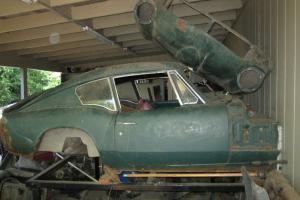 1968 Triumph GT6 Base 2.0L Photo