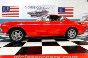 1972 Volvo 1800E Rare Fuel Injected Sport Coupe Beautifully Restored Low Reserve