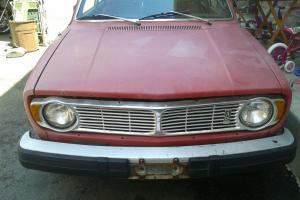 1971 Volvo 142 Base 2.0L