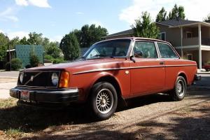 1979 VOLVO 242 rare 2 door low miles excellent condion