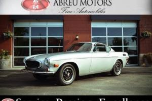 1972 Volvo 1800E Automatic 2-Door Coupe * Superb Condition!
