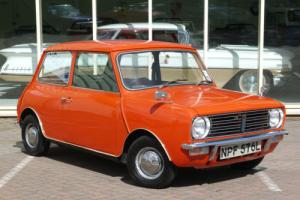Austin Mini Clubman. Only 41,000 Miles From New