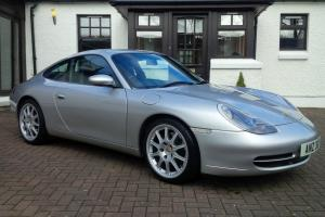 1998 Porsche 911 Carrera 2 Coupe 6 Spd Manual  * Superb example * FSH * P/X *