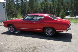 Chevrolet : Chevelle 2 Door Coupe