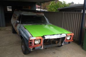Holden HQ Windowless Panelvan NOT HJ HX HZ WB Monaro GTS
