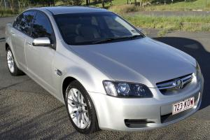 Holden Commodore Omega 60th Anniversary 2008 4D Sedan 4 SP Automatic 3 6L Photo