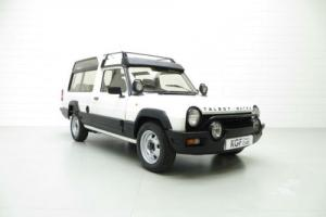 An Incredibly Rare and Versatile Talbot Matra Rancho with Just 33,153 Miles