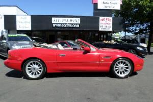 1997 Aston Martin DB7 Convertible