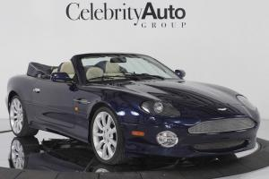 2003 ASTON MARTIN DB7 VOLANTE 5.9L V12 5-SPD AUTO TRANSMISSION Photo
