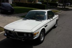 1970 BMW 2800 CS Coupe, real nice,very rare,automatic,new paint,leather,must see
