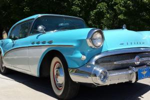 1957 Buick Century Riviera 4-door Hardtop