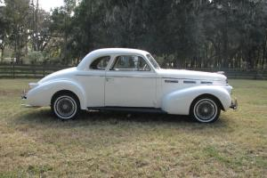 1940 LaSalle coupe Zero Rust Runs great