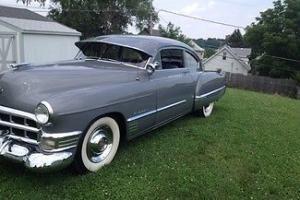 1949 Cadillac 62 Series Sedan Dennett Classic Antique Restoration 6,571 Miles