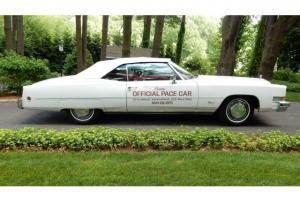 1973 Cadillac Eldorado Convertible Pace Car