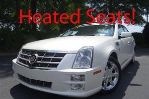 Cadillac STS Luxury Low Miles 4 dr Sedan Automatic Gasoline 3.6L V6 DIR DOHC 24V