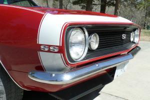 1967 Camaro SS 396 375 Horsepower L78 True 4K Code