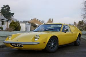 Lotus Europa S2 1969  Photo