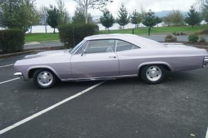 1965 Chevy. Impala 2 door coupe